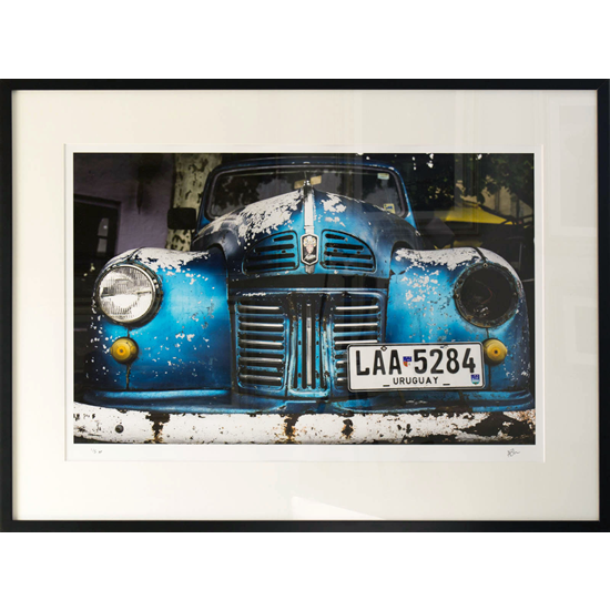 Ashley Cordwell Fine Art Photography - Vintage Car Framed Prints - Petworth Art Gallery West Sussex