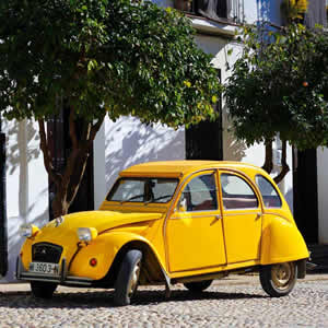 Citroen 2CV Car Fine Art Photography Prints