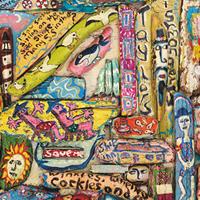 Winkles and Whelks – Sussex Art Gallery of Teddy Salad