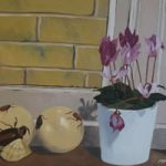 A Feeling for Home – Marigold Plunkett – Sussex Artist – Portraits in Oil, Drawings and Printmaking – Sussex Art Gallery