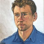 Portrait of James – Marigold Plunkett – Sussex Artist – Portraits in Oil