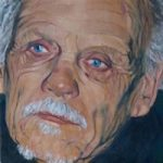 Sussex Artists Portrait Art Gallery – Billy – Oil Painting Commission