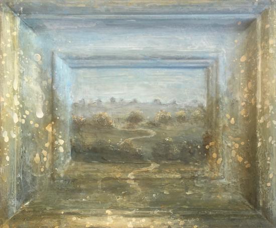 Little Wandering Path - Sussex Artist Nichola Campbell - Framescape