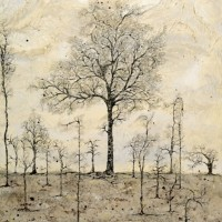 The Chestnut Tree – Fine Art Prints – West Sussex Artist – Bleau Shanay Hudson – Woodland Art – Sussex Artists Gallery