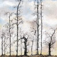 Trees – Guardians – West Sussex Artist – Bleau Shanay Hudson – Woodland Art – Sussex Artists Gallery
