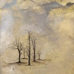 Weaving Magic – West Sussex Artist – Bleau Shanay Hudson – Woodland Art – Sussex Artists Gallery