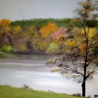 Autumn At Tilgate – Jenny Rabie – Crawley, West Sussex Artist – Sussex Artists Gallery