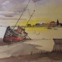 Art Gallery – Bosham Creek Near Chichester West Sussex