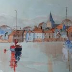 Art Gallery – Bosham Harbour & Church Painting 2 West Sussex