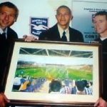 Brighton & Hove Albion Football Club Presentation – East Sussex Artist – 'Fro' (Derek Froggatt)