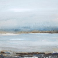 Seascape – Tread Softly 201 – Leila Godden – East Sussex Coastal Artist – Sussex Artists Gallery