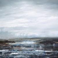 Seascape – Coastal Intervention 646 – Leila Godden – East Sussex Coastal Artist – Sussex Artists Gallery