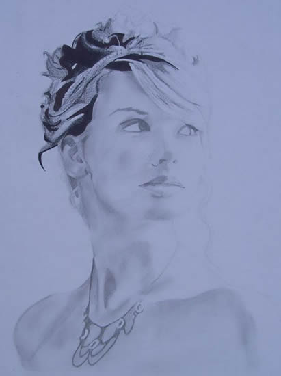 Taylor Swift Portrait - Jamie Sexton - Portrait Artist - Sussex Artists - Gallery