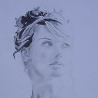 Taylor Swift Portrait – Jamie Sexton – Portrait Artist – Sussex Artists – Gallery
