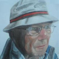 The Unknown Artist – East Sussex Artist – 'Fro' (Derek Froggatt) – Wannock Artists
