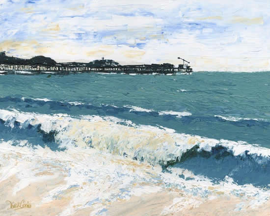 Brighton Pier East Sussex - Art Prints For Sale