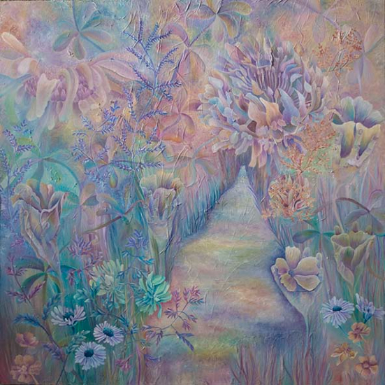 Secrets Of Nature -Flowers and Grasses - Claire Harrison