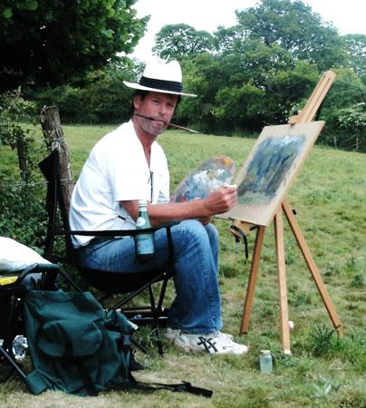 Nick Walsh - Fine Artist based near Hartley Wintney in Hampshire