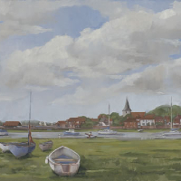 Bosham West-Sussex – Mark Dorsett Painting