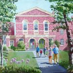 Quaker Friends' Meeting House Brighton East Sussex – Fine Art Prints