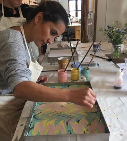 Workshops at Surrey Art School Dorking
