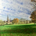 Cowfold Monastery Horsham Sussex Art Prints