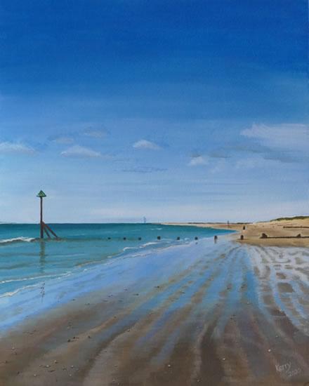West Wittering Beach - Sussex Art Scenes