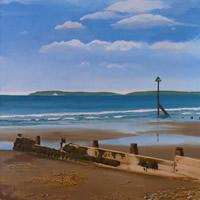 Wittering Beach – Sussex Art Scenes