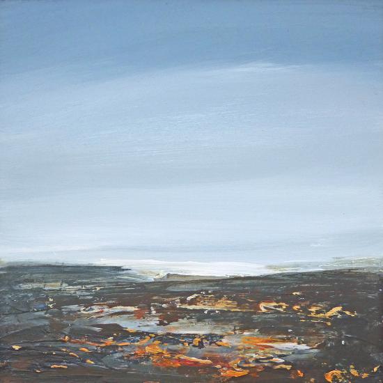Coast 3 - Lewes East Sussex Artist Leila Godden