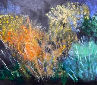 Frinton-on-Sea East Sussex Artist Sue Branch Portfolio - Abstract Art
