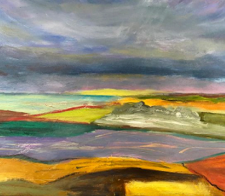 Sue Branch Landscape - Prints and Greeting Cards available