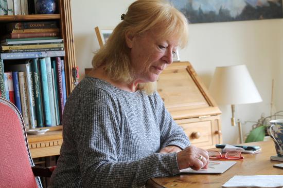 East Sussex Artist Sue Branch