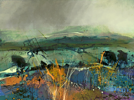 Windover Hill South Downs National Park East Sussex - Art Gallery - Chris Hill