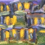 Urban Lights – Abstract Art – Crawley West Sussex Contemporary Artist Tom Glynn
