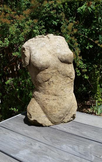 Wealden Sandstone Bust Sculpture - Queen - Pulborough Artist Željko Ivanković